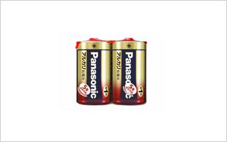 Panasonic アルカリ乾電池